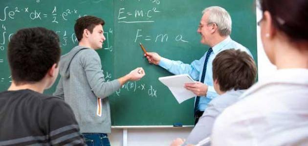 موضوع تعبير جديد عن فضل المعلم 2020