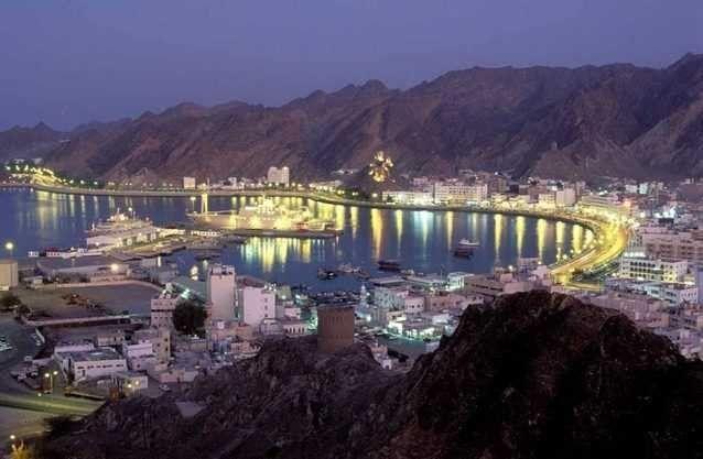 مدن عمان السياحية