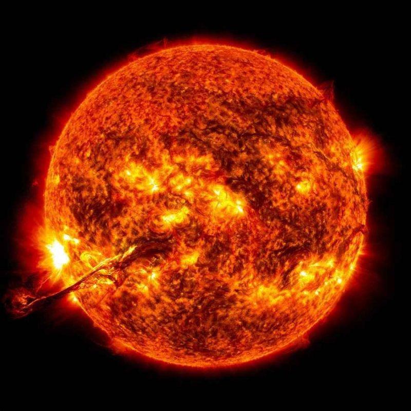 حقائق عن الشمس