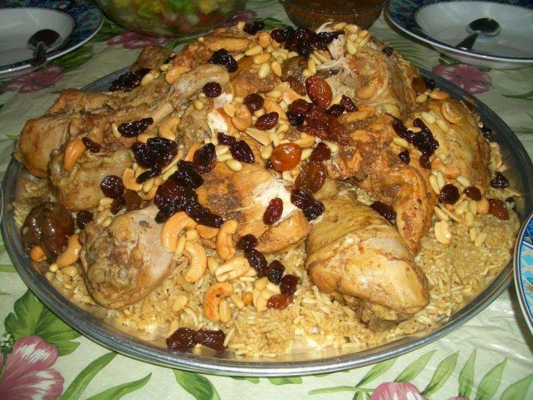 طريقة عمل الكبسة السورية تعرف على كبسة الدجاج بالطريقة السورية