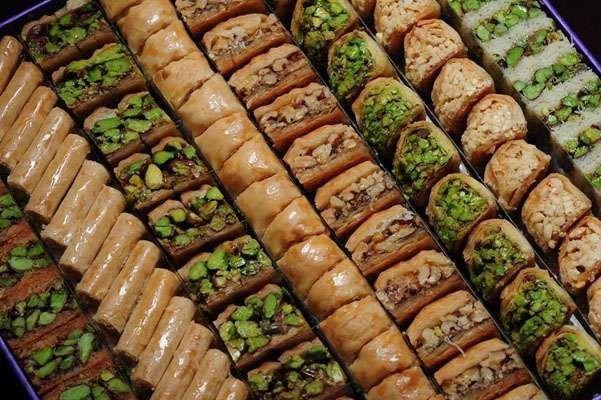 حلويات مشهورة في الكويت