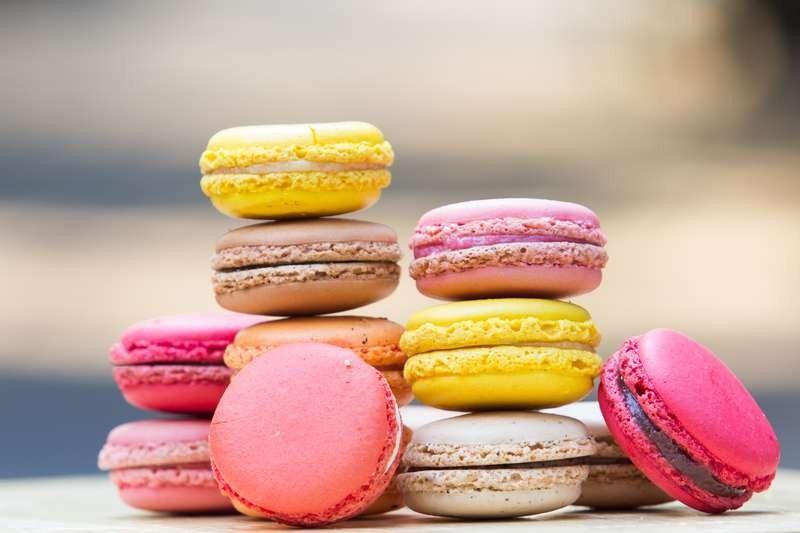حلويات مشهورة في فرنسا