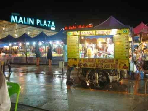 الاسواق الشعبية في بوكيت