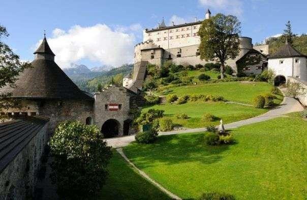قلعة هوهن ويرفن ..