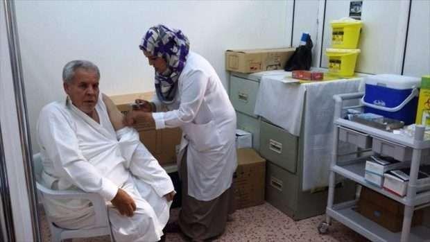 الرعاية الصحية في ليبيا