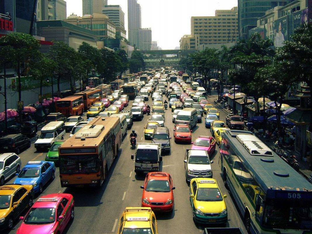 معلومات عن دولة تايلاند
