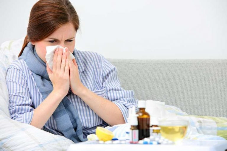 أخطاء شائعة حول نزلات البرد والإنفلونزا