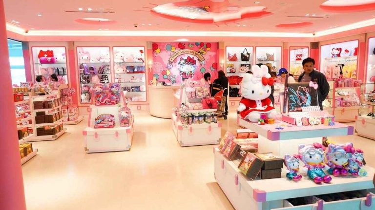 Hello Kitty Outlet