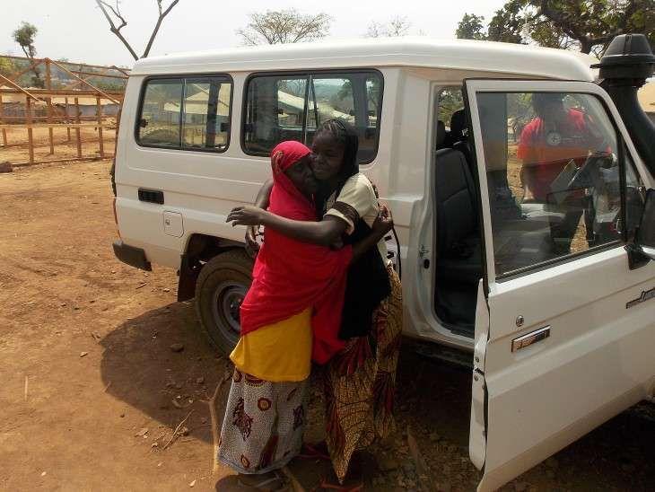 المواصلات في جمهورية إفريقيا الوسطى