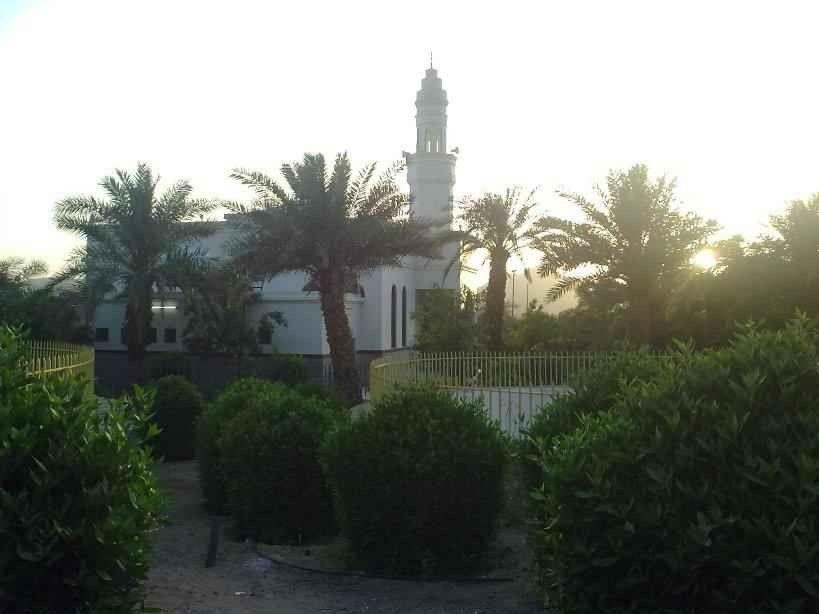 حديقة الأمير محمد بن عبد العزيز بالمدينة المنورة