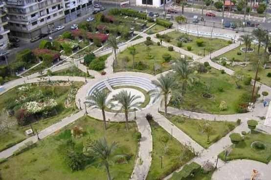 حديقة النخيل Palm Park