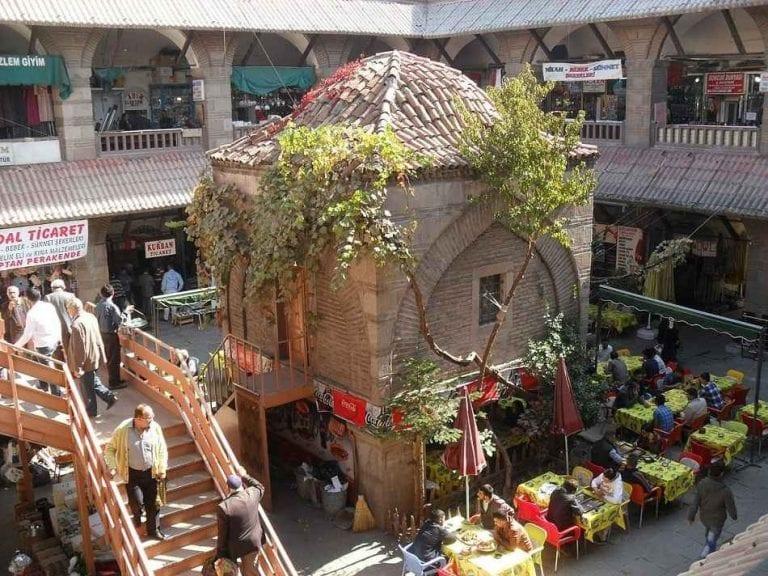 سوق سولهان  الأسواق الرخيصة في أنقرة