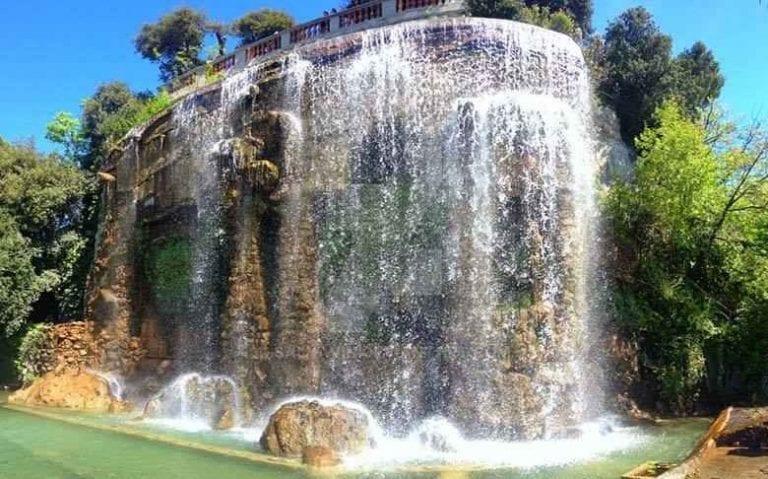 """حديقة """" كولين دو شاتو """" ..أجمل الأماكن السياحية فى نيس.."""