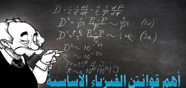 فروعالفيزياء والكيمياء  معلومات عن الفيزياء والكيمياء