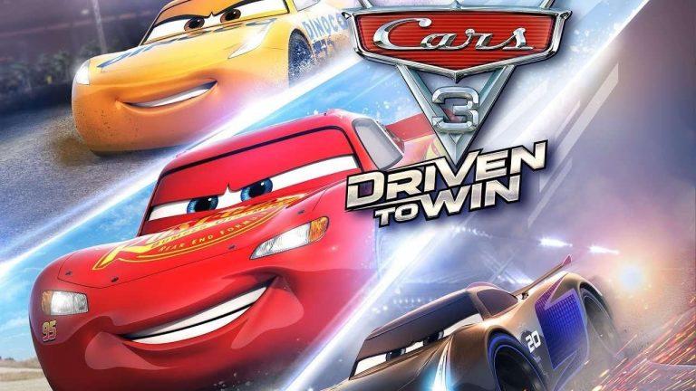 """فيلم عربيات الجزء الثالث """"Cars 3"""""""