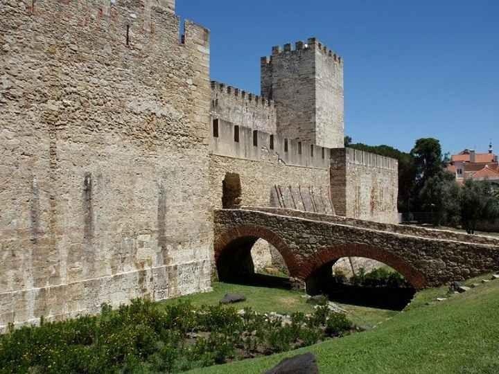 قلعة ساو جورج São Jorge Castle