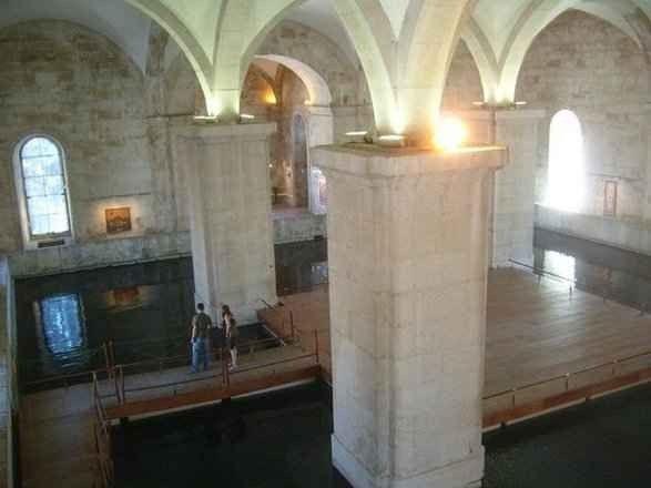 المتحف المائي في لشبونة water museum lisboan