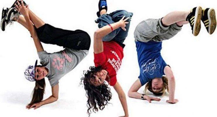 الهيب هوب  أنواع الرقص الحديث