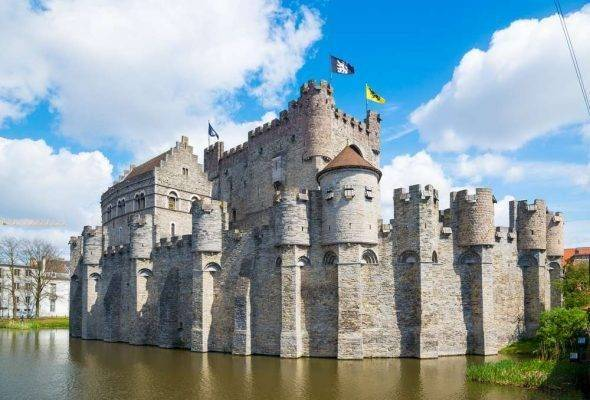 زيارة القلاع البلجيكية .. أهم القلاع البلجيكية