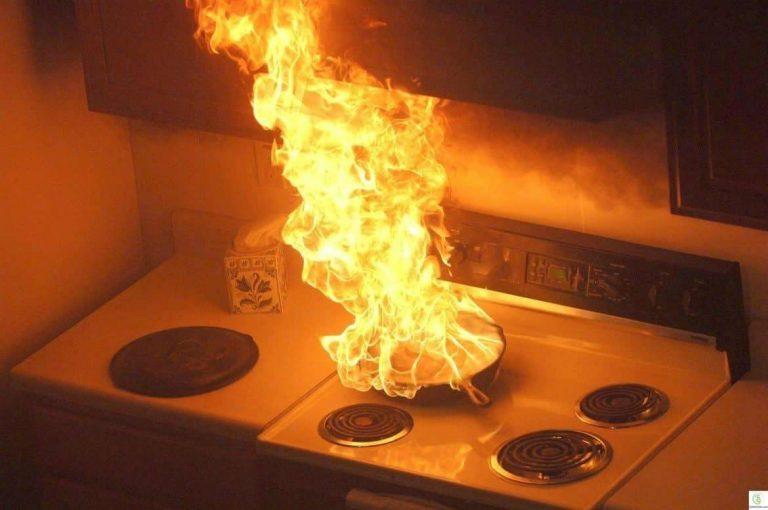 الاستعداد للطوارئ داخل المنزل في حالة اشتعال الحريق