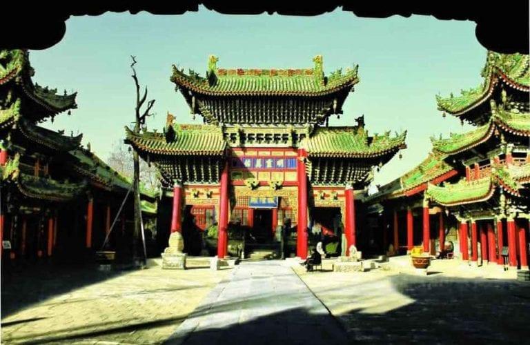 السياحة في الريف الصيني China  مواقع بالريف الصيني أدرجتها اليونسكو ضمن التراث العالمي