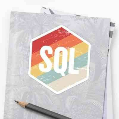 تاريخ وتطور لغة البرمجة sql  معلومات عن لغة البرمجة sql