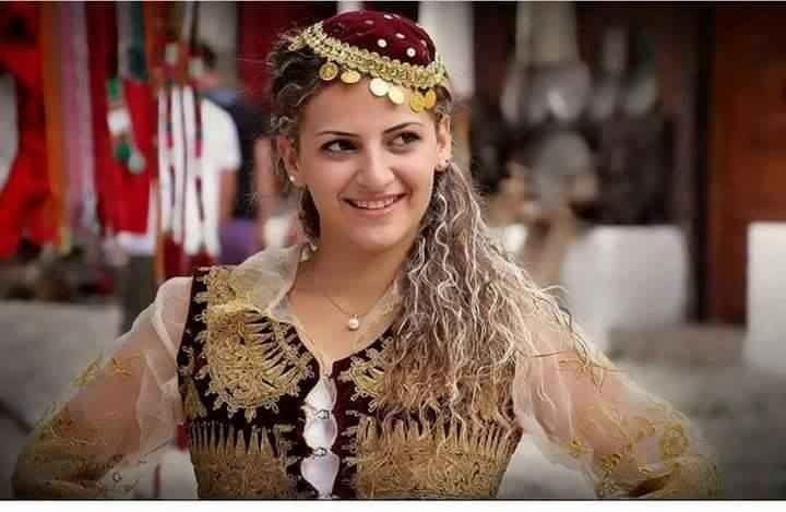 العروس في ألبانيا