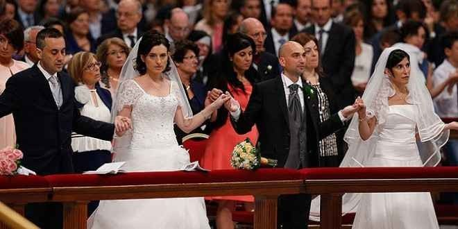 """""""الفخامة"""" عنوان حفلات الزفاف فى امريكا.."""