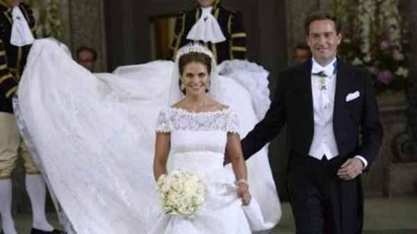 """""""الهدوء"""" فى حفلات الزفاف ..أشهر عادات وتقاليد الزواج فى امريكا .."""