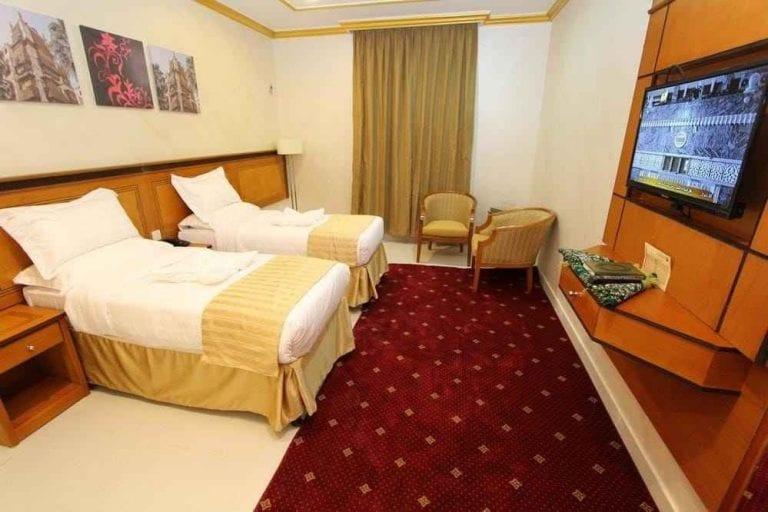 فندق امجاد الضيافة