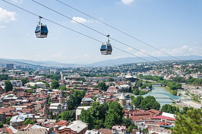 المواصلات في تبلسي  التنقل في تبليسي