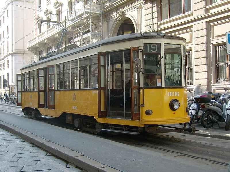المواصلات في ميلان  كل مايهمك عن التنقل في ميلان