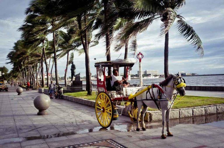 المواصلات في مانيلا  كل مايهمك عن التنقل في مانيلا