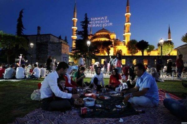 تعرف على عادات وتقاليد تركيا في رمضان
