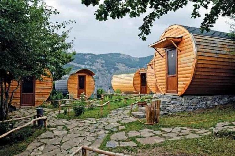منتجع Harsnadzor Eco Resort