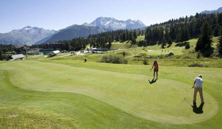 ممارسة الجولف