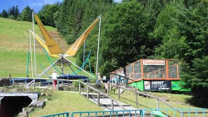 Seewald Leisure Park  المناطق السياحية القريبة من شتوتغارت Stuttgart