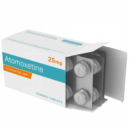 علاج أتوموكستين ATOMOXETINE لقلة الانتباه عند الأطفال