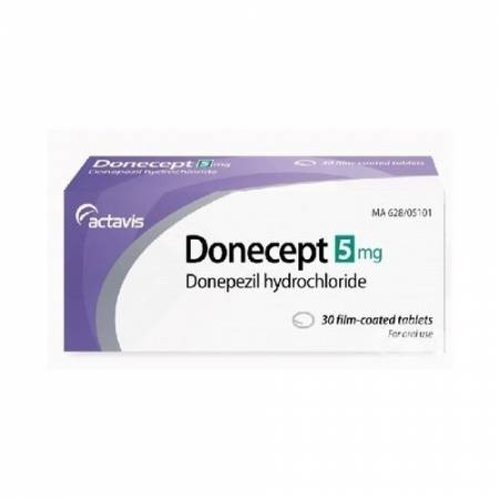 اقراص دونيسيبت لعلاج الخرف والزهايمر Donecept