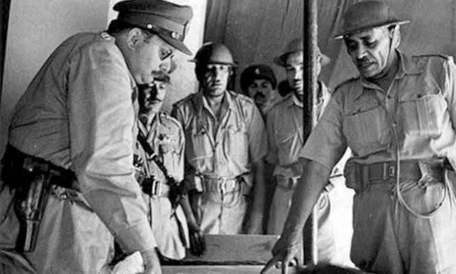 سيطرة الملك فاروق على الجيش المصري