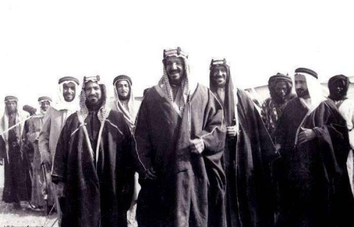 شخصية الملك عبد العزيز وتأثرها بحياته في الكويت