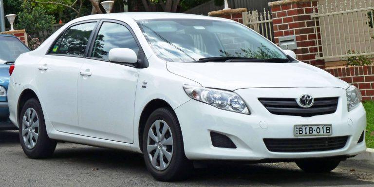 مميزات وعيوب سيارة تويوتا كورولا 2007