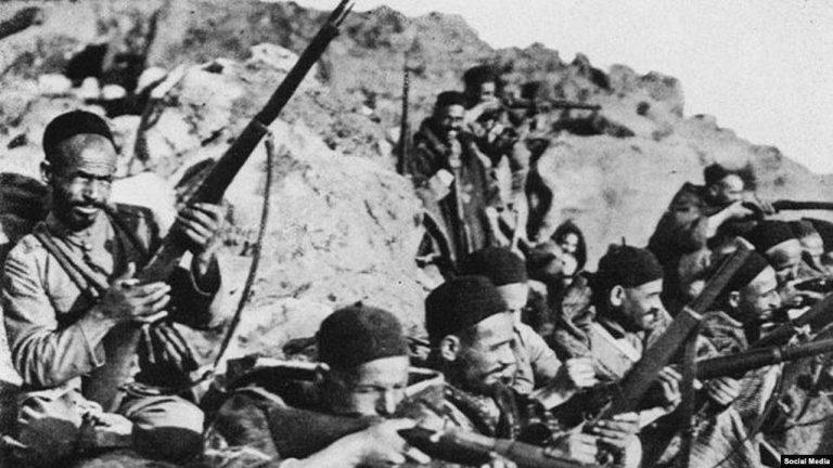 أحداث معركة أيت باها الصراع بين الشعب المغربى الحر والإستعمار الفرنسى