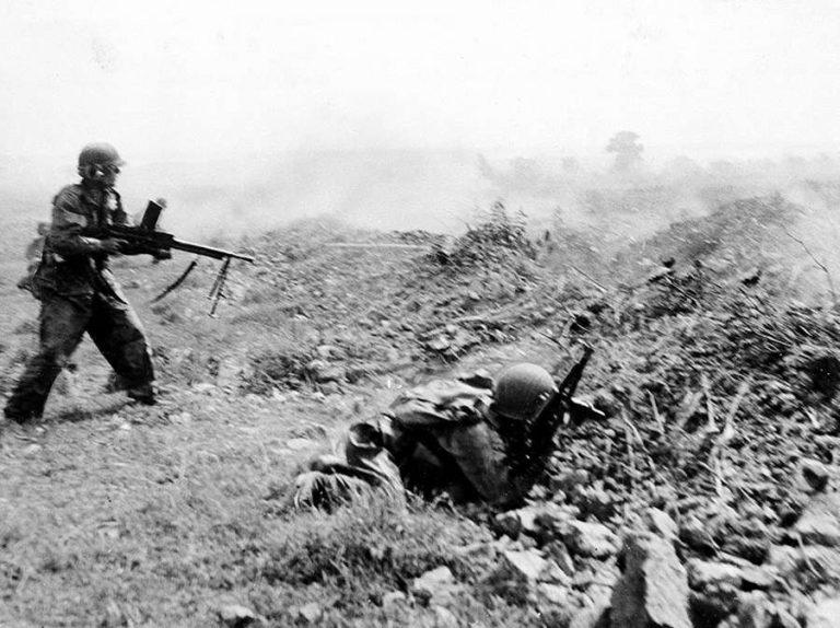 احداث معركة ديان بيان فو الصراع الفيتنامى الفرنسى