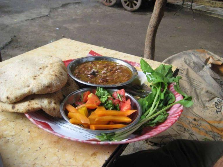 بماذا تشتهر مصر في الأكل