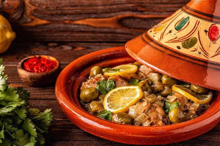 بماذا تشتهر ليبيا في الأكل
