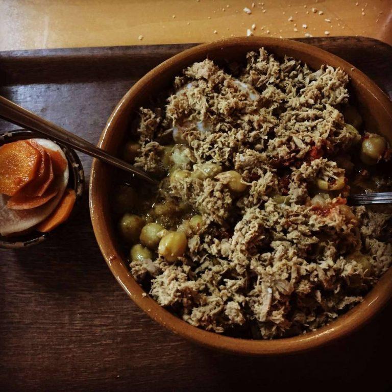 بماذا تشتهر تونس في الأكل