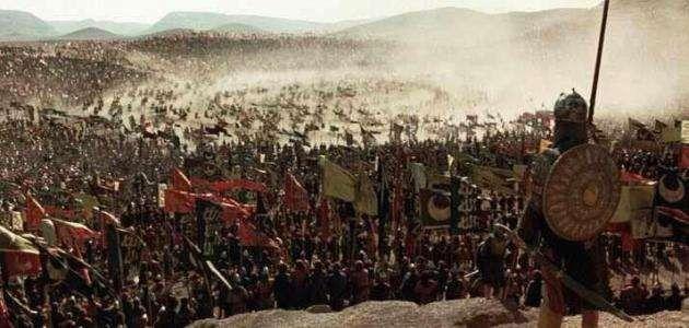 احداث معركة حطين باختصار هزيمة الصليبيين على يد صلاح الدين