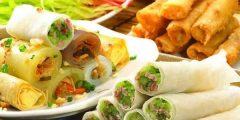 بماذا تشتهر الصين في الأكل