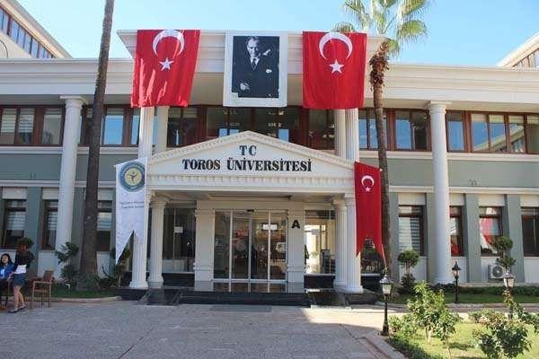 جامعة طوروس في مرسين